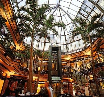 Cafe Luitpold dome