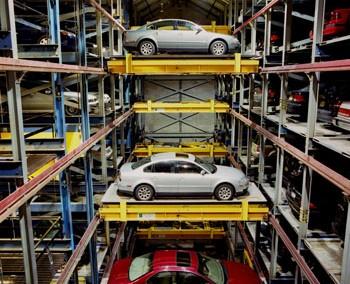 Royce Monteverdi and Robotic Parking